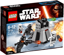 LEGO® Star Wars TM Confidential Battle pack Episode 7 Villains