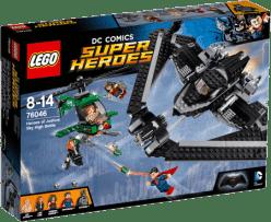 LEGO® Super Heroes Hrdinové spravedlnosti: souboj vysoko v oblacích