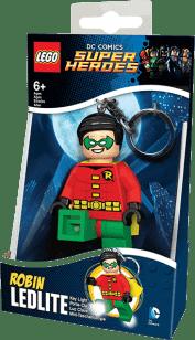 LEGO® DC Super Heroes Robin svítící figurka