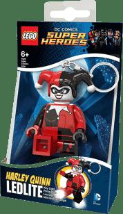 LEGO® DC Super Heroes Harley Quinn svítící figurka