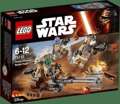 LEGO® Star Wars TM Bojový balíček povstalcov