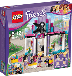 LEGO® Friends Kadeřnictví v Heartlake