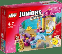 LEGO® Juniors Disney Princess — kareta Arielki z delfinami