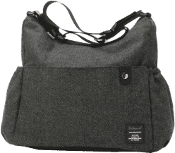 BABYMEL Prebaľovacia taška Slouchy Tweed