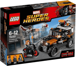 LEGO® Super Heroes Confidential Captain America Movie 1