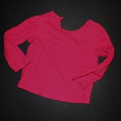 Růžové triko