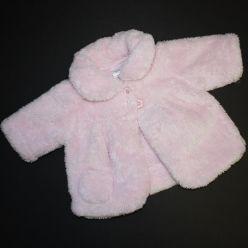 Chlupatý kabátek NEXT