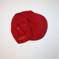 Kšiltovka červená Next