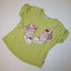 Tričko kr. rukáv s obrázkem tenisek