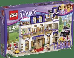 LEGO® Friends Hotel Grand v mestečku Heartlake