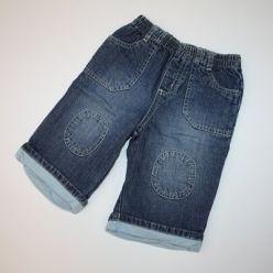 Džínové kalhoty zateplené NEXT