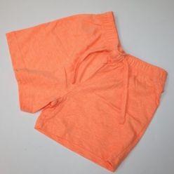 Kraťasy svítivě oranžové