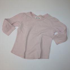 Tričko dl. rukáv světle růžové Next