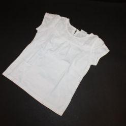 Bílý triko