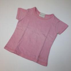 Tričko kr. rukáv růžové Next