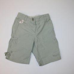 Šedivé letní kalhoty