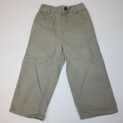Šedivé kalhoty