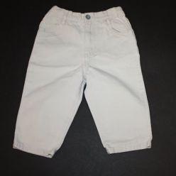 Světle šedé kalhoty