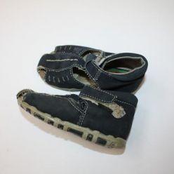 Sandále modré na suché zipy