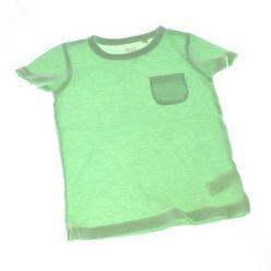 Zelené triko s kapsičkou Next