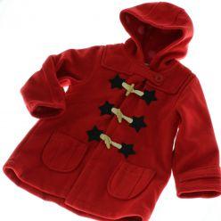 Červený kabát NEXT