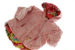 Růžová bunda NEXT
