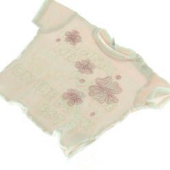 Růžové tričko s kr. rukávem NEXT