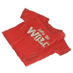 Červené triko F&F