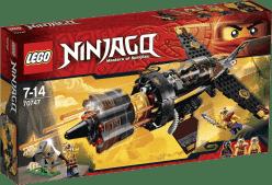 LEGO® Ninjago Odstřelovač balvanů