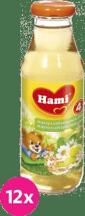 12x HAMI čaj Hrozno s voňavou medovkou 300ml