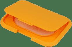 BITATTO uzáver na vlhčené obrúsky - oranžová