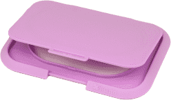 BITATTO Zamkniecie z klapką na wilgotne chusteczki - fioletowe