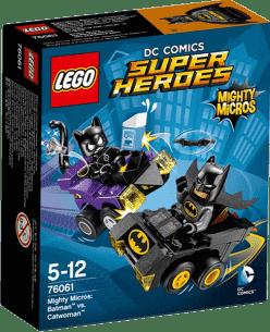 LEGO® Super Heroes Mighty Micros: Batman™ vs. Catwoman