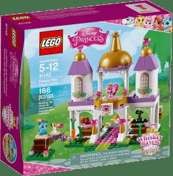 LEGO® Disney Princezné Maznáčikovia z paláca - kráľovský hrad