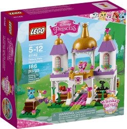 LEGO® Disney Princess Królewski zamek zwierzątek