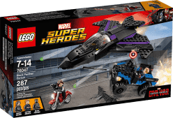 LEGO® Super Heroes Confidential Captain America Movie 3