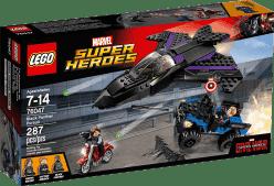 LEGO® Super Heroes Confidential Captain America Movie 3