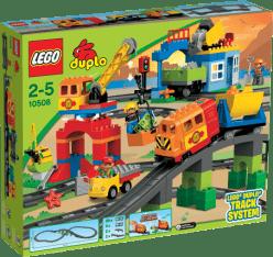 LEGO® DUPLO® Vláček deluxe