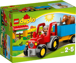 LEGO® DUPLO® Traktor