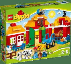 LEGO® DUPLO® Wielka farma