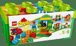 LEGO® DUPLO® Pudełko pełne zabawy