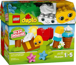LEGO® DUPLO® Toddler Tvorivá truhla