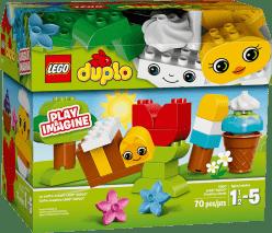 LEGO® DUPLO® Toddler Kreatywny kuferek