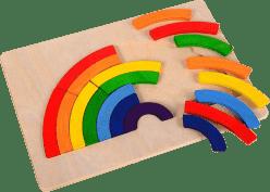PILCH Dúha - puzzle
