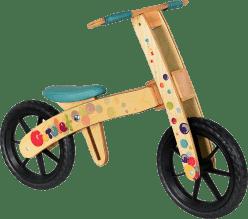 PILCH Horský bicykel bublinky - tyrkysové