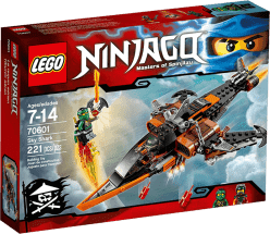 LEGO® Ninjago Žraločia lietadlo