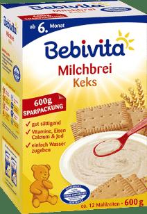 BEBIVITA Sušienková 600g - mliečna kaša