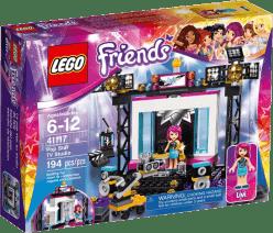 LEGO® Friends Studio telewizyjne gwiazdy pop