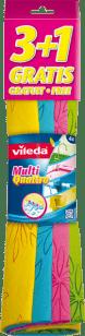 VILEDA Hadřík univerzální (3+1 ks)
