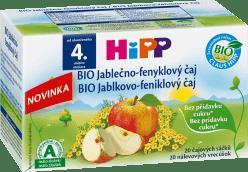 HIPP BIO Jablečno-fenyklový čaj 20x1,5 g